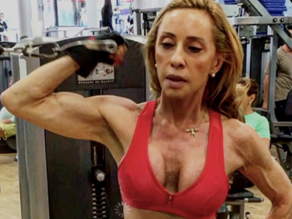 Musculação: uma das coisas na vida que gosto muito