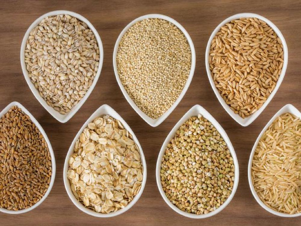 Como cozinhar grãos integrais
