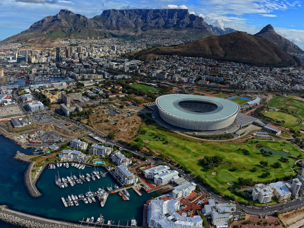 Cape Town – África do Sul