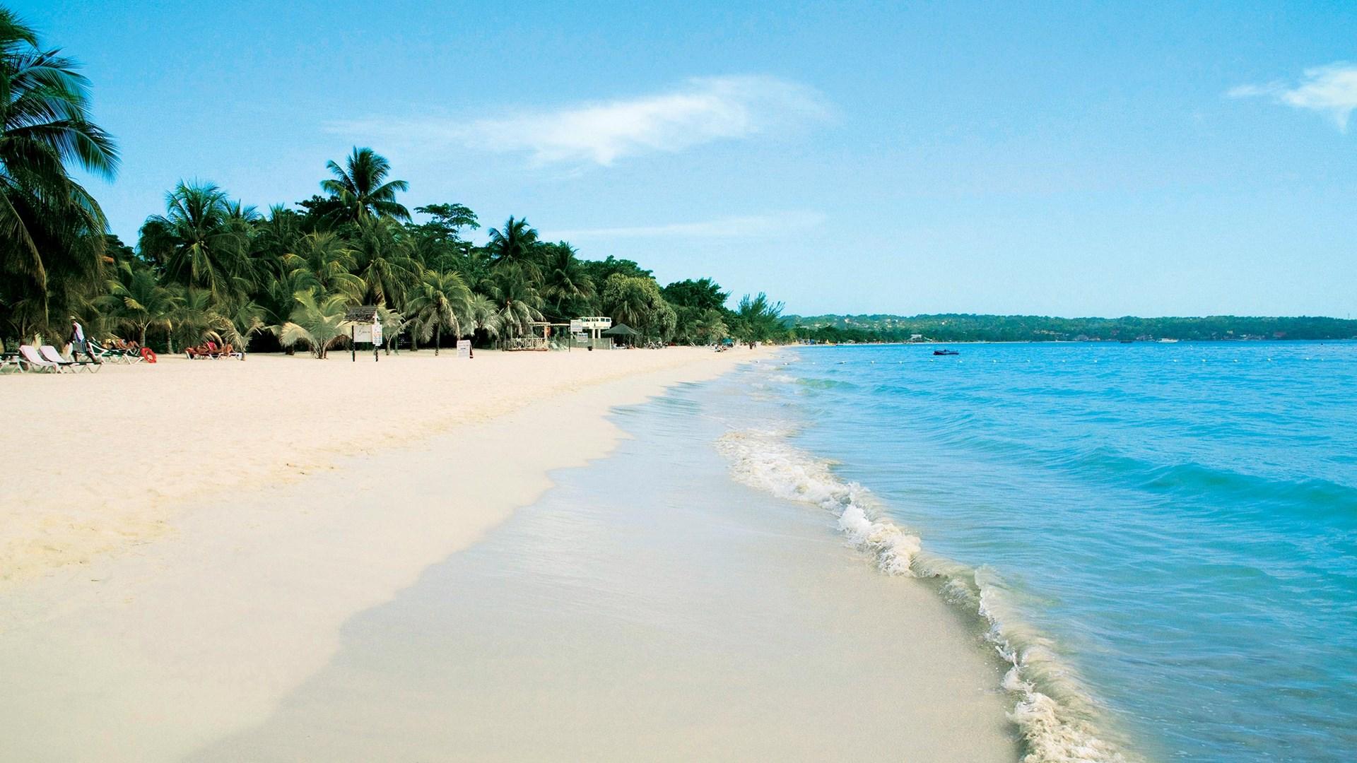 Jamaica: a felicidade mora aqui