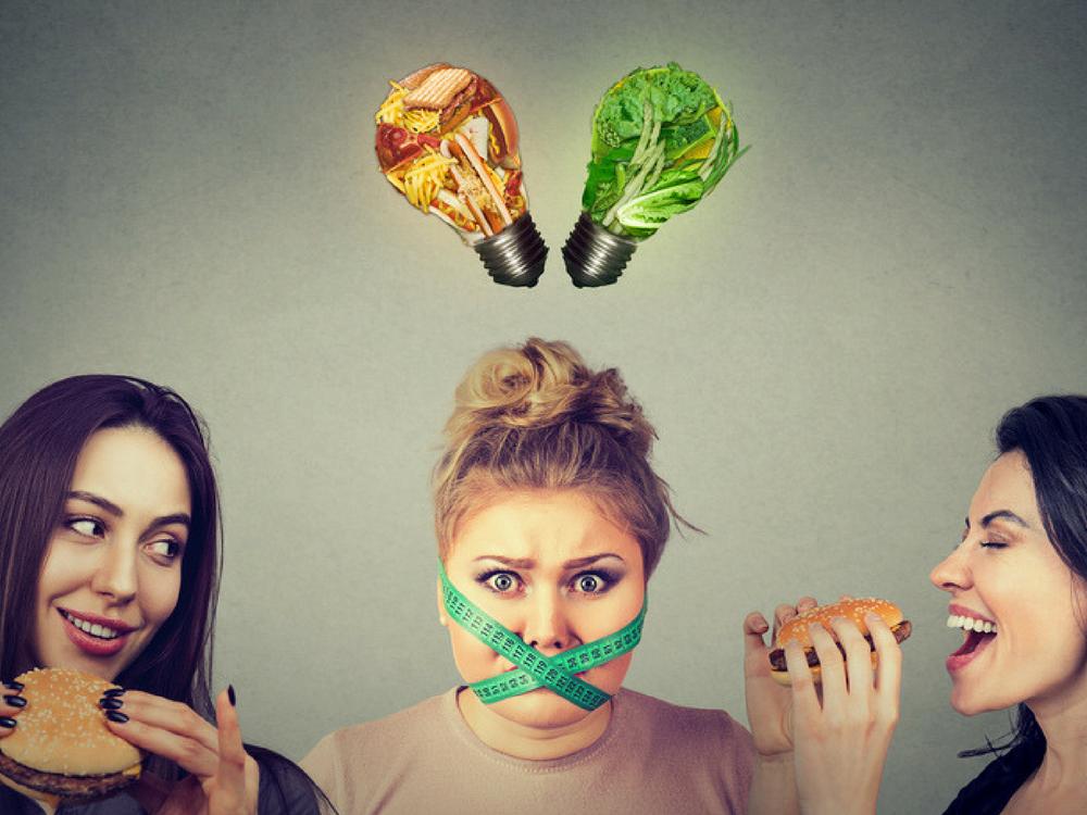 O círculo vicioso das dietas restritivas
